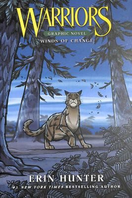 Warriors. Winds of change Book cover