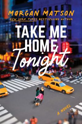 Take me home tonight Book cover