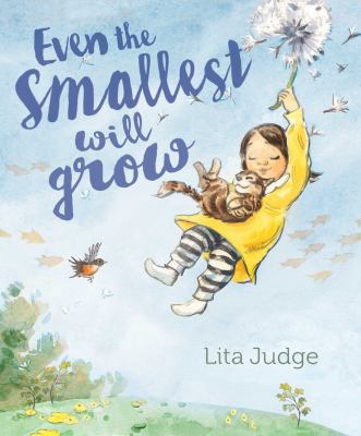 Even the smallest will grow Book cover