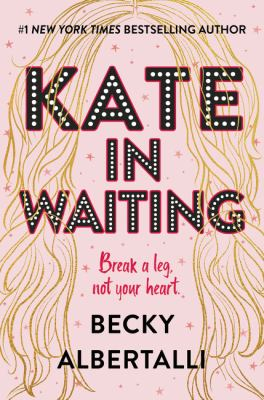 Kate in waiting Book cover