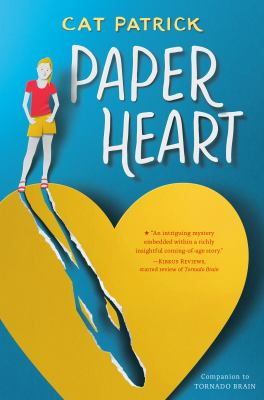 Paper heart Book cover