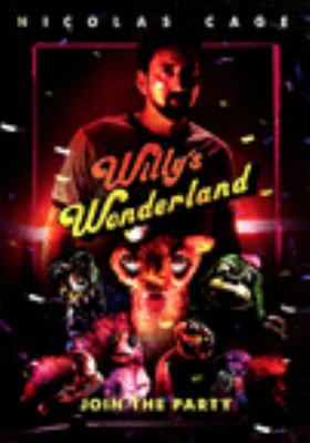 Willy's wonderland Book cover