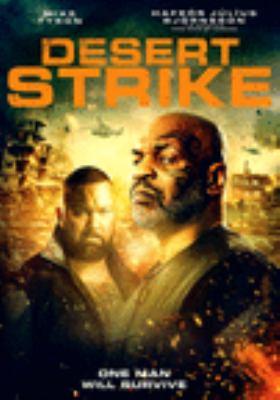 Desert strike Book cover