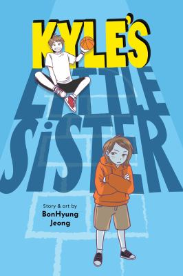 Kyle's little sister Book cover