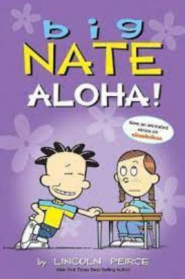 Big Nate. Aloha! Book cover