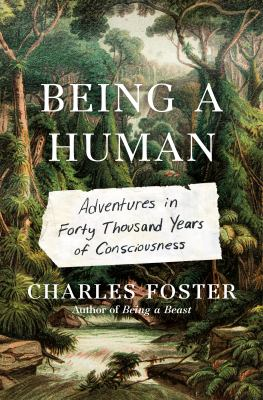 Being a human : adventures in forty thousand years of consciousness Book cover
