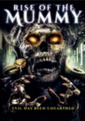 Rise of the Mummy Book cover