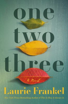 One two three : a novel Book cover