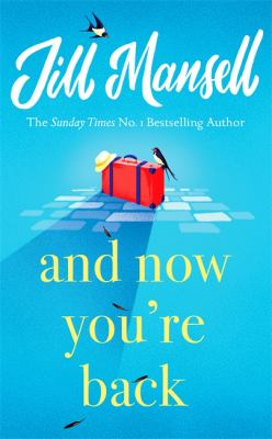 And now you're back Book cover