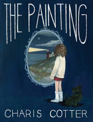 The painting Book cover