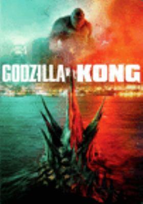 Godzilla vs. Kong Book cover