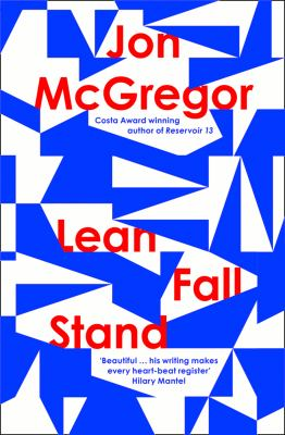 Lean fall stand Book cover