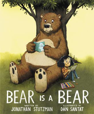Bear is a bear Book cover