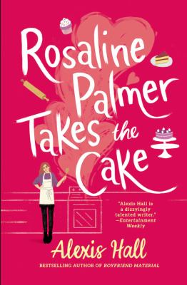 Rosaline Palmer takes the cake Book cover