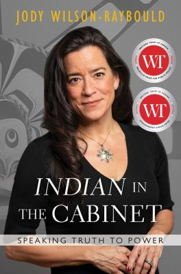 Indian in the cabinet : speaking truth to power Book cover