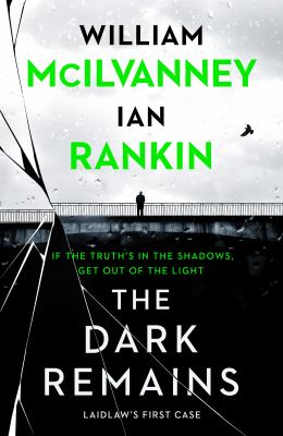 The dark remains Book cover