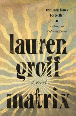 Matrix : a novel Book cover