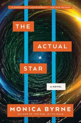 The actual star : a novel Book cover