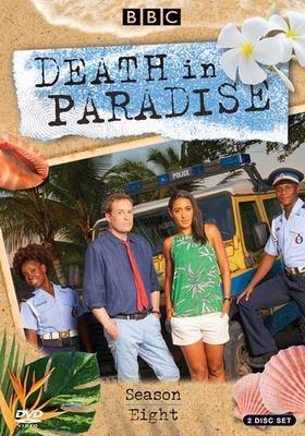Death in Paradise Season 8 Book cover