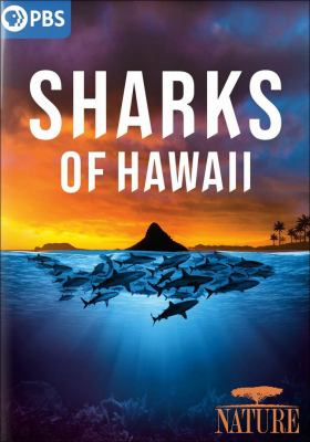 Sharks of Hawaii Book cover