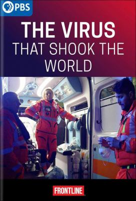 The Virus That Shook the World Book cover