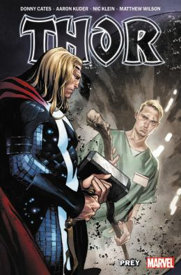 Thor. Volume 2 Prey Book cover