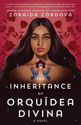 The inheritance of Orquídea Divina : a novel Book cover