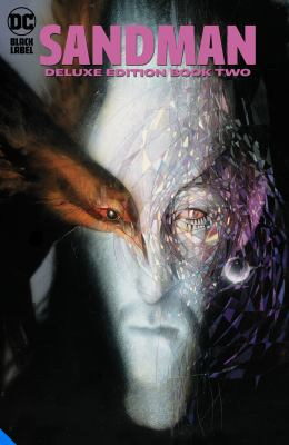 The Sandman. Book two the deluxe edition Book cover