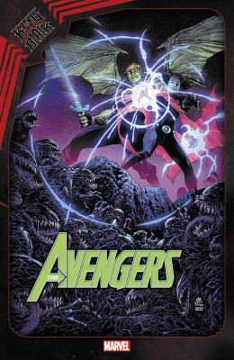 King in black : Avengers Book cover