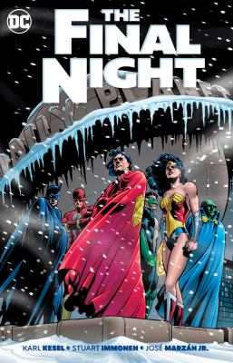The final night Book cover