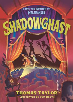 Shadowghast Book cover