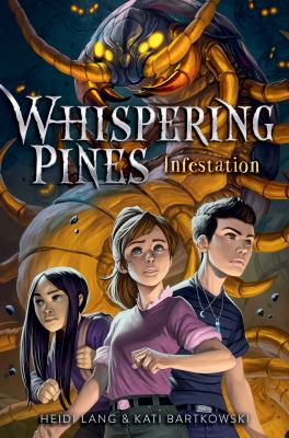Infestation Book cover
