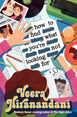 How to find what you're not looking for Book cover