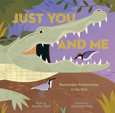 Just you and me Book cover