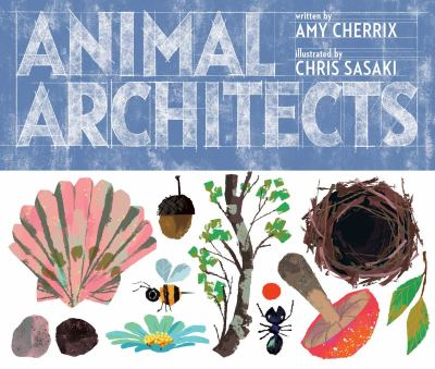 Animal architects Book cover