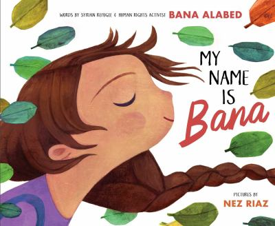 My name is Bana Book cover