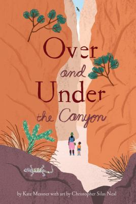 Over and under the canyon Book cover