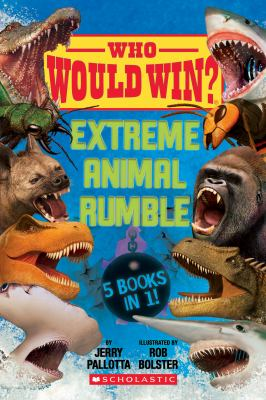 Extreme animal rumble : 5 books in 1! Book cover