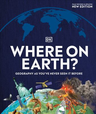 Where on Earth? Book cover