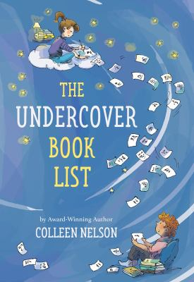 The undercover book list Book cover