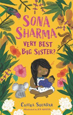 Sona Sharma : very best big sister? Book cover