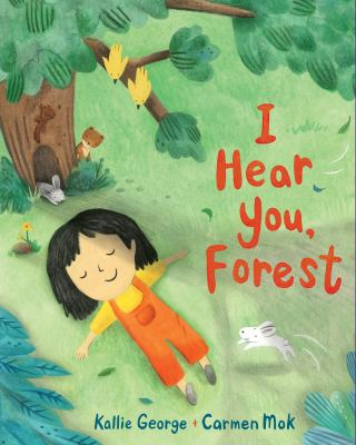 I hear you, forest Book cover