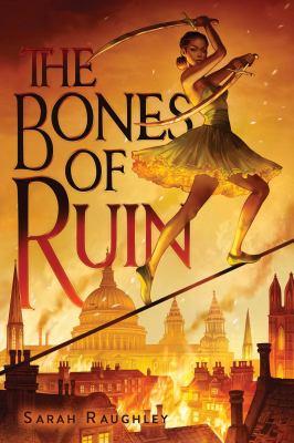 The bones of ruin Book cover