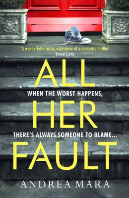 All her fault Book cover