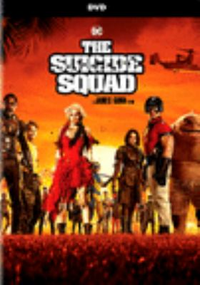 The Suicide Squad Book cover