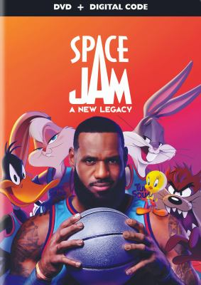 Space Jam: A New Legacy Book cover
