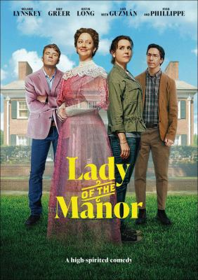 Lady of the Manor Book cover